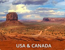 Amerika & Canada